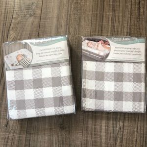 Trend Lab flannel sheets